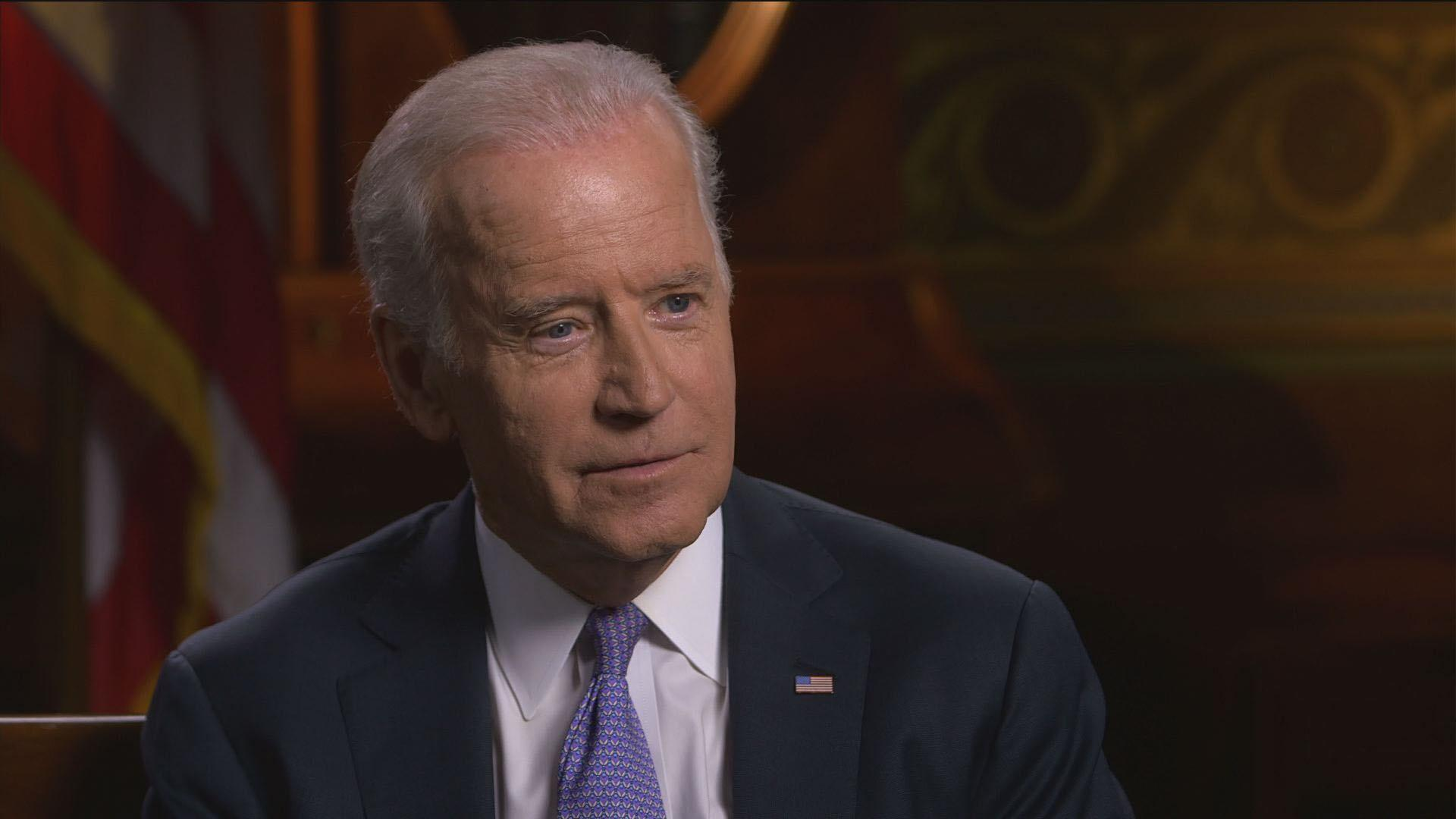 Biden on the Push for Intervention in Syria