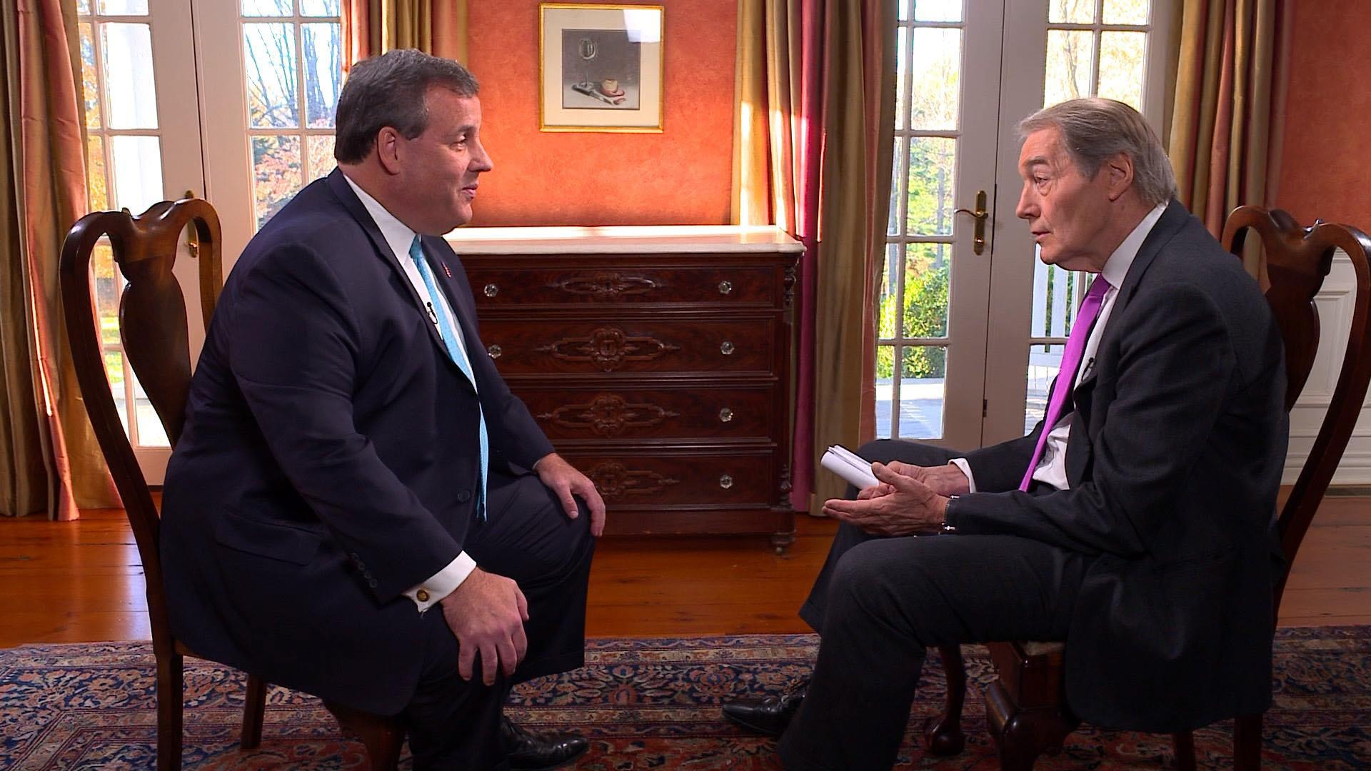 Christie on How 'Bridgegate' Damaged His Career