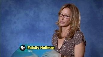America in Primetime - Interview with Felicity Huffman