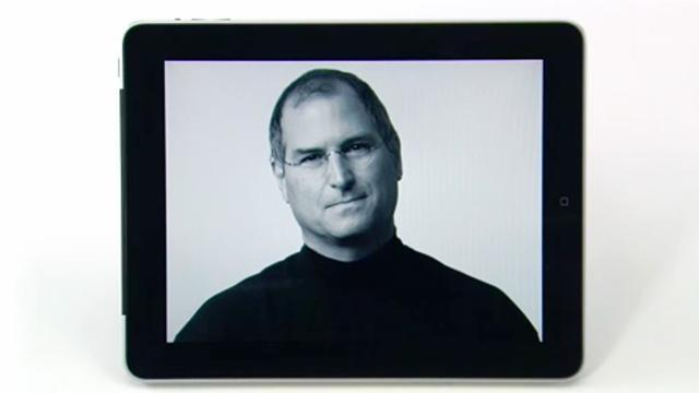 Steve Jobs: One Last Thing - Teaching Andy Warhol to draw