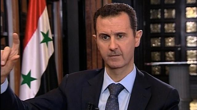 Syria's Assad: No Evidence of Chemical Weapons