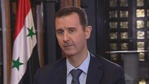 Assad on Giving Up Chemical Weapons