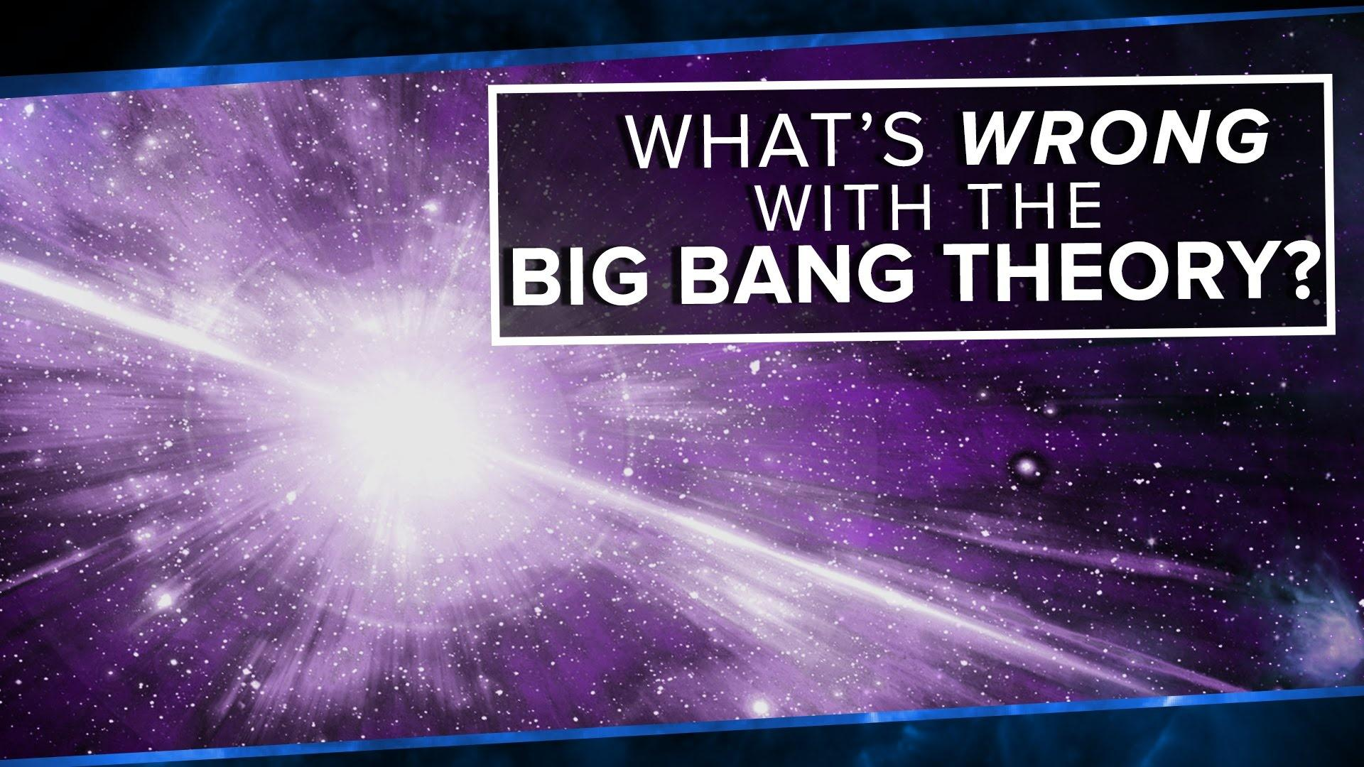 Video what s wrong with the big bang theory watch pbs for Space time theory