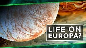 Life on Europa?
