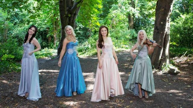 Tuesday at 7 pm - Celtic Woman: Destiny