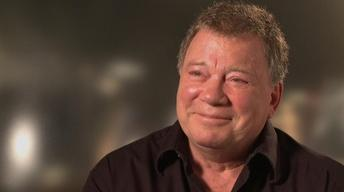 William Shatner on Nearly Being Choked to Death
