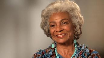 Nichelle Nichols on Working with Leonard Nimoy