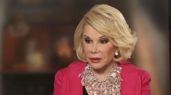 "Joan Rivers on Being a ""Pioneer"""