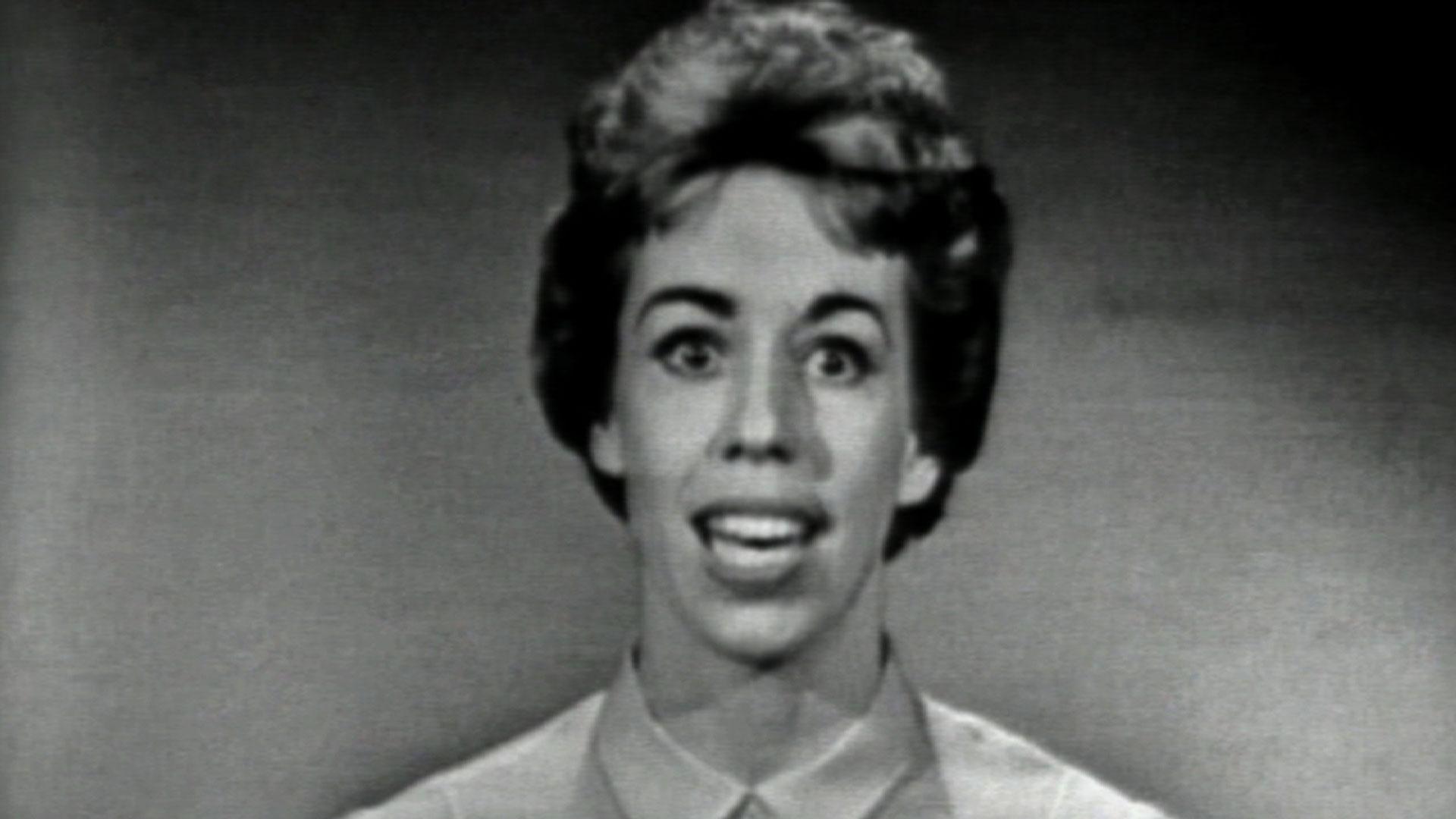 Carol Burnett and the Funny Ladies