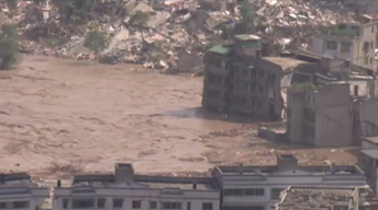Fallen City: The Flood