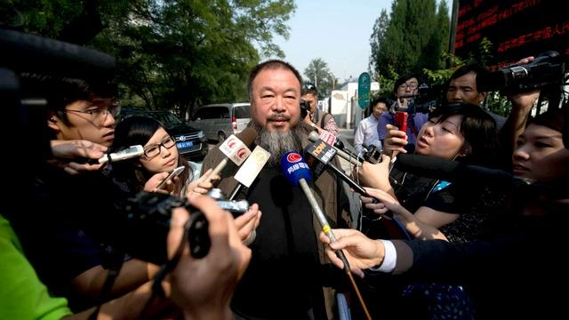 Ai Weiwei: The Fake Case - Trailer