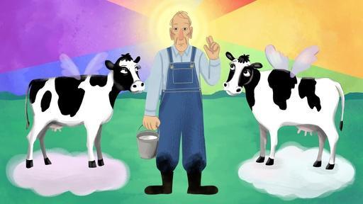 StoryCorps Shorts: The Saint of Dry Creek Video Thumbnail