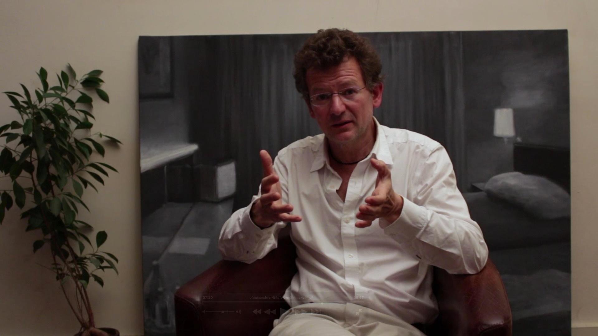 Of Men and War - Filmmaker Interview