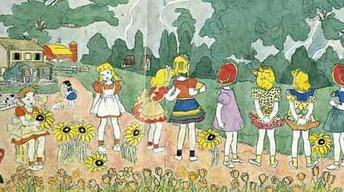 Darger's Brave Little Girls
