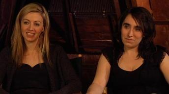 Filmmaker Interview: Emily and Sarah Kunstler