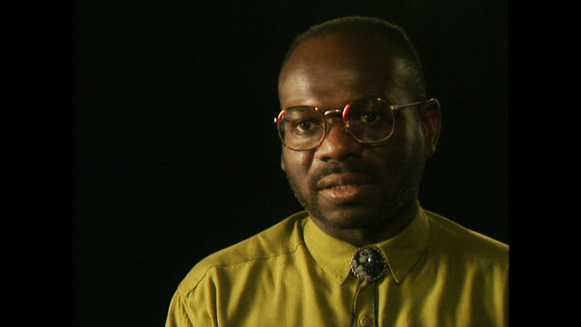 From the Archives: Filmmaker Marlon Riggs (1992) image