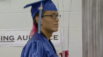 Up Heartbreak Hill: Graduation at Navajo Pine High School