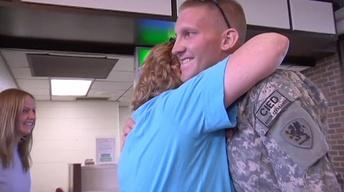 Where Soldiers Come From: Cole Comes Home on Leave