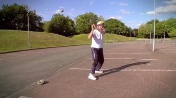Ping Pong: Knee-Op