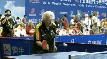 Ping Pong: Inge Competes