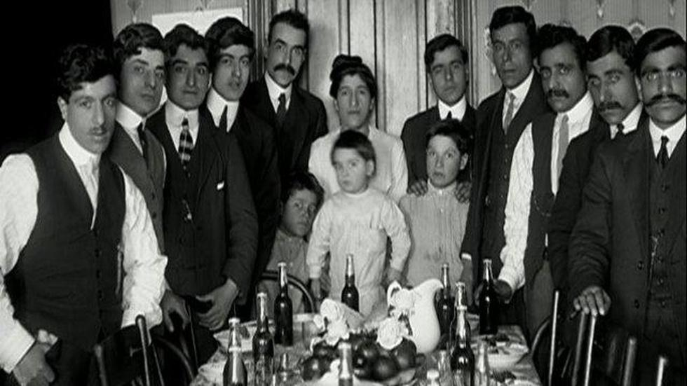 Immigration in PROHIBITION America Multi Ethnic Nation image