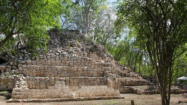Forgotten Mayan Society Discovered