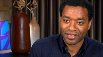 12 Years a Slave: Steve McQueen and Chiwetel Ejiofor