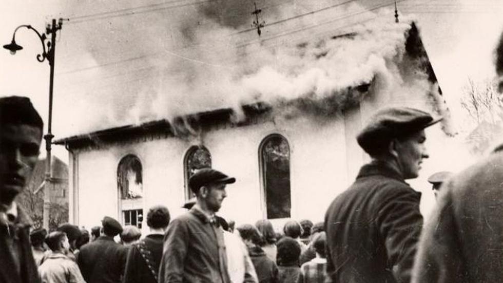 Kristallnacht 75th Anniversary image