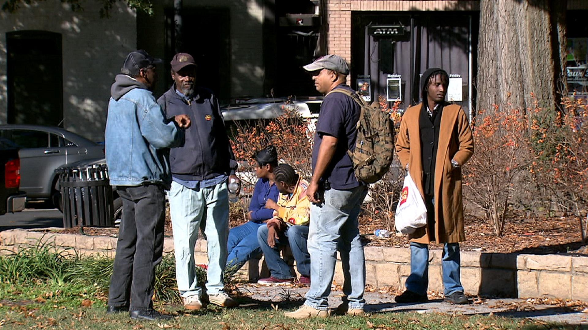 Relocating the Homeless image