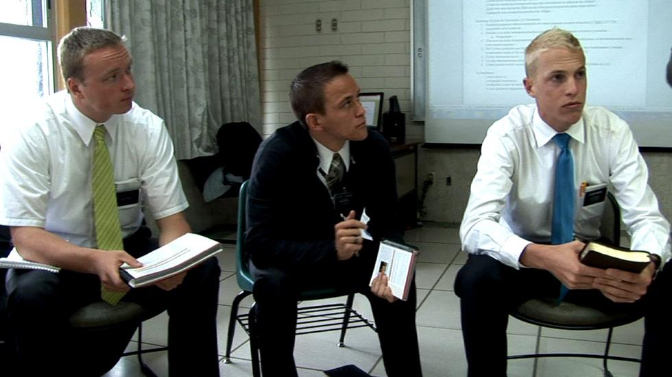 Mormon Missionary Expansion image
