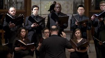 National Cathedral Music: Part One