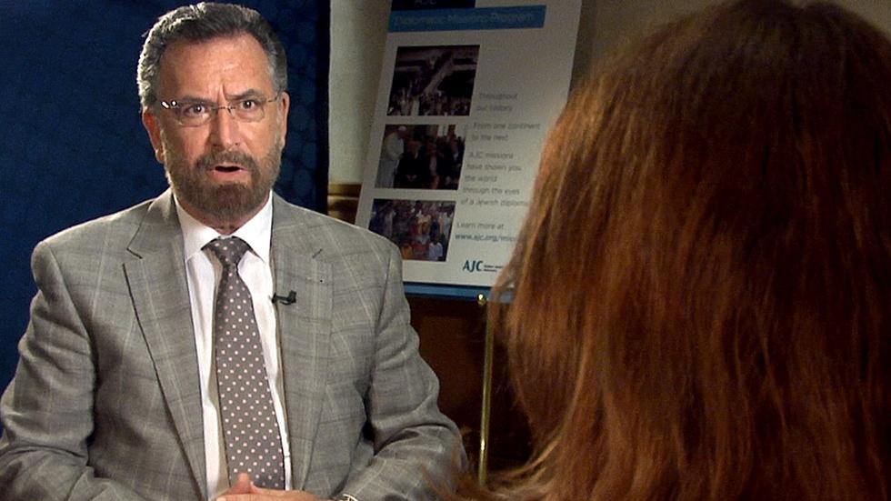 David Rosen Extended Interview image