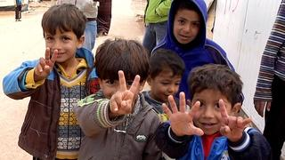 Jordan's Syrian Refugees; The December Project