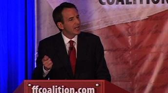 "Tim Pawlenty: Leaders Must ""Tell the Truth"""