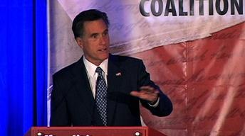 "Mitt Romney: Debt is a ""Moral Crisis"""