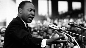 Martin Luther King Jr. as Pastor