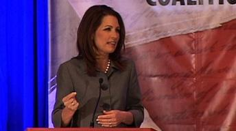 "Michele Bachmann: ""Only God Could Give Life"""