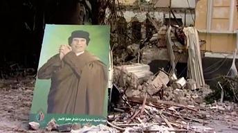 Romeo Dallaire: Intervention in Libya