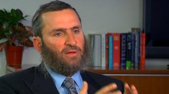 Rabbi Shmuley Boteach Extended Interview