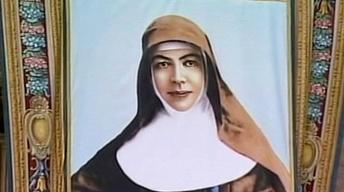 Australia's First Saint