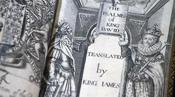 "The King James Bible: ""Masterpiece by Committee"""