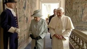 Benedict in Britain