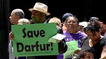 Black Churches and Darfur Activism