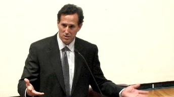 Rick Santorum: Religion in Public Life