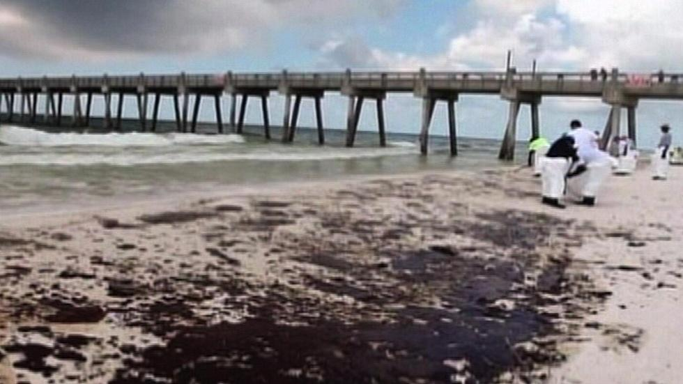 Gulf Oil Spill Ethics image