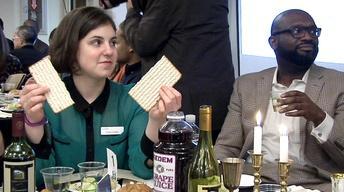 Black-Jewish Unity Seder