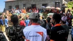 Nepal Earthquake Relief; Saint Benedict's Preparatory School