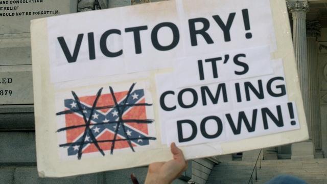 Moving Beyond Confederate Flag; Changing Harlem Congregation