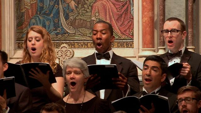 Singing in a Chorus