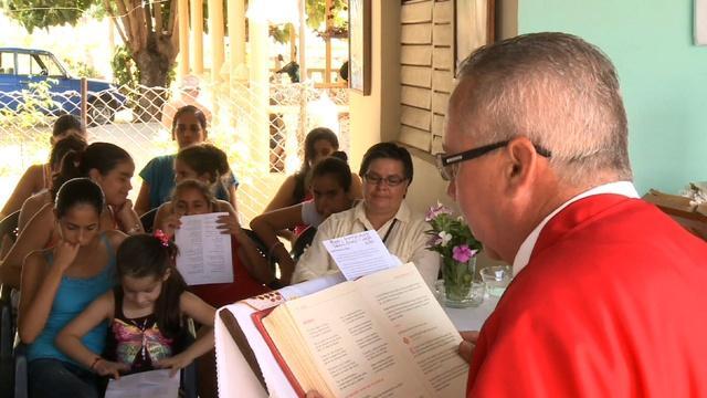 Religion in Cuba; Women's Mosque of America; Upanayanam